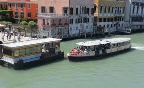 venice vaporetto map venice water services boat maps fares times