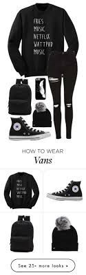 nice vans shoes 540 by mrswilkinson on polyvore featuring converse