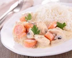 blanquette de veau cuisine az blanquette de dinde de lulu cuisine az