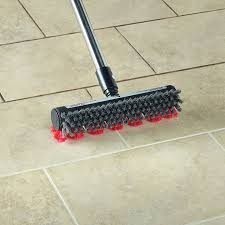 Grout Cleaning Tool Spinner Tile Grout Cleaning Tool 15 T Handle Style Unoclean Tile