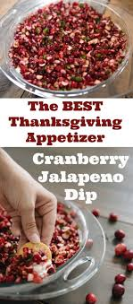 the most addictive appetizer spicy and sweet cranberry