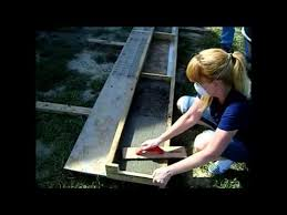 homestead series how to make cap stones for garden wall youtube