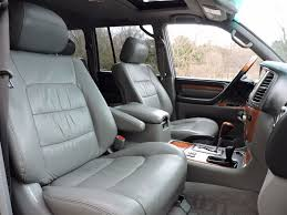 lexus lx interior used 2005 lexus lx 470 at auto house usa saugus