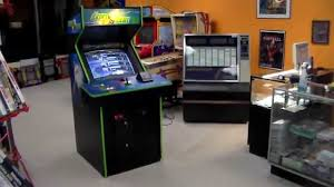 midway u0027s skins game arcade machine great golf game overview