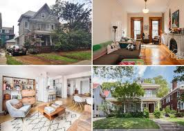 two home homes for sale two homes sold one in contract brownstoner