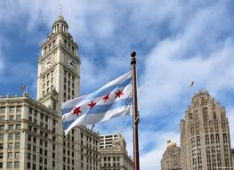 Chicago Flags Photo Gallery Windy City Cabinet