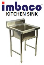 kitchen compartment sink faucet commercial stainless steel prep