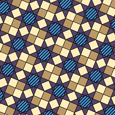 octagon stained glass window file academ squares and regular star octagons in a periodic tiling