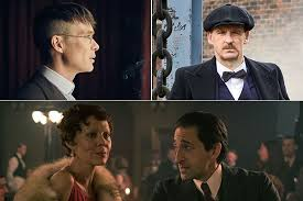 Seeking Series Cast Who Are The Peaky Blinders Characters Cast List For The