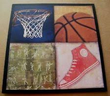 Sports Home Decor Wooden Sports Home Décor Plaques U0026 Signs Ebay