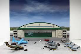 air force 1 layout hakoniwagiken ds144 008 1 144 diorama sheet air force hangar