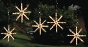 how to make an outdoor lighted snowflake the home depot community