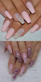 nail acrylic nails simple acrylic nail idea summer nail