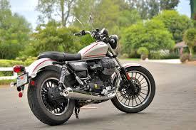 moto guzzi v9 roamer enters md test fleet motorcycledaily com