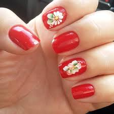 red nail polish design ideas image collections nail art designs