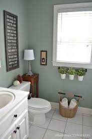 Paint Colors For Powder Room - powder room sherwin williams quietude pretty handy all