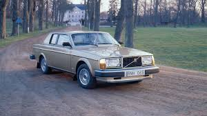 classic volvo coupe italian built volvo 262c turns 40 years old