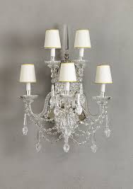 Chandelier Wall Sconce Interesting Crystal Wall Sconce 2017 Ideas U2013 Chandelier Wall