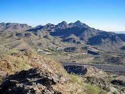 Phoenix Mountain Preserve Map by Piestewa Peak From The North Phoenix Mountains Preserve Flickr