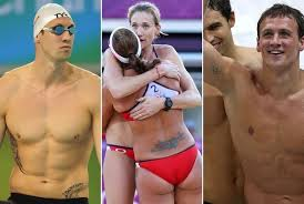 olympic ink athletes with tattoos zimbio