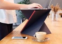 bureau nomade pliable et portable ce mini bureau va vous suivre partout