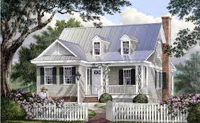 french country house plan on one story plans southern style