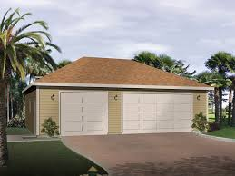 Hipped Roof House Plans Lizette Three Car Garage Plan 059d 6017 House Plans And More