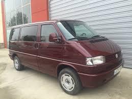 volkswagen syncro 4x4 vw t4 multivan syncro 4x4 wolfcamper furgonetas camper