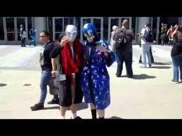 Cobra Commander Halloween Costume Destro U0026 Cobra Commander Bathrobe Cosplay Joe Wondercon 2015