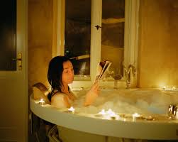 quote about bubble bath how baths can benefit your body and mind huffpost