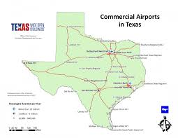 Map Of Dallas Texas Texas Airports Map My Blog