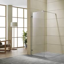 tempered glass shower door china tempered glass shower enclosures single panel glass shower