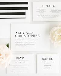 and white wedding invitations wedding invitations wedding invitations by shine