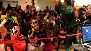 dj kev white rocks halloween party brooklyn children u0027s museum