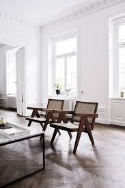 pierre jeanneret chairs at our newest partner galerie maison