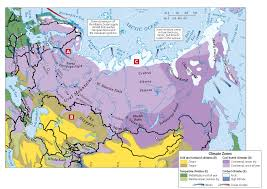 Geography Of Russia by Climate In Russia And The Post Soviet States U2013 World Regional