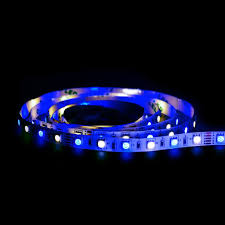 Blue Lights For Bedroom Bluetooth Smart Led Light Strip Kit Color Changing Tape Lights