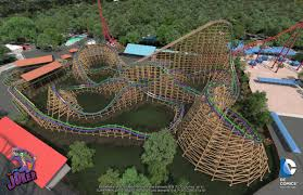 Batman Roller Coaster Six Flags Texas What U0027s New At Six Flags For 2016 Wild Coasters And More
