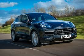 porsche suv 2015 black porsche cayenne turbo 2010 2017 review 2017 autocar