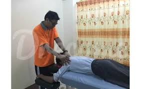 Blind Physical Therapist Relax Blind Massage Tarmwe Is In Tamwe Yangon Myanmar Drecome