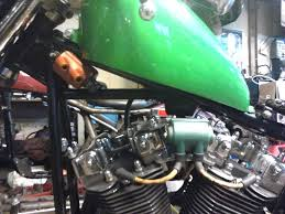 ironhead dual plug coil mounting the sportster and buell