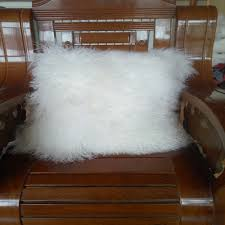 White Fur Cushions Compare Prices On White Fur Cushions Online Shopping Buy Low
