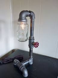 diy mason jar light with iron pipe 58 most hunky dory mason jar hanging lights ball light fixture fairy
