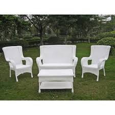 White Patio Furniture Vintage Patio Furniture Shop The Best Outdoor Seating U0026 Dining