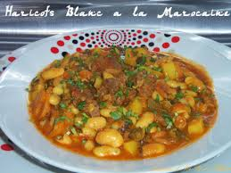 cuisiner haricots blancs secs haricots blanc a la marocaine saveurs d ici d ailleurs by