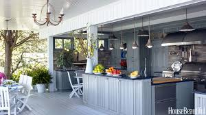 Outside Kitchens Designs Whats Trending Outdoor Kitchens Already Remodels Additions