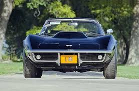 1969 l88 corvette for sale 100 percent original 1969 corvette l88 auctioned for 562 500