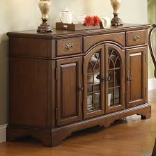 Dining Room Buffet Furniture Dining Room Buffet Hutch Wooden Furniture In Rustic Dining