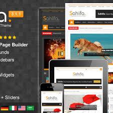 sahifa theme rar sahifa v3 1 1 themeforest responsive wordpress news magazine blog