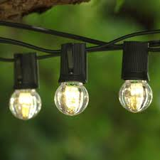 Led String Lights For Patio by Led String Lights C9 Party Lights